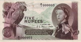 The Seychelles National Archive - Paper Currencies Collection